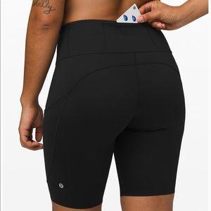 Lululemon Fast & Free Biker Shorts